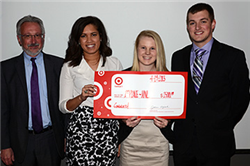 Target Case Competition Allows Students Real World Marketing Stage