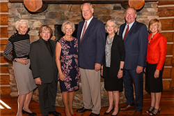 Thompsons Fund Matching Gift to Support Faculty, Build Community