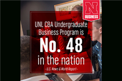 College of Business Administration Jumps 13 Spots in <em>U.S. News &amp; World Report</em> Rankings