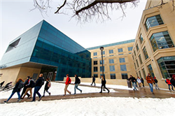 College of Business Huskers Enjoy Winter Break