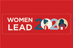 Colleges of Business and Law Partner for Women Lead 2020