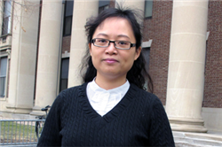 Dr. Yijia Lin Promoted, Granted Tenure