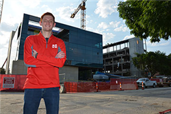 Aguero Builds Future in Construction with UNL MBA