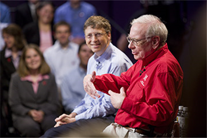 Alumnus Warren Buffett Celebrates 89 Years