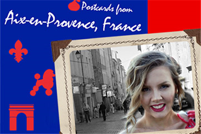 Keeleigh Thayn Global Immersion Blog From France