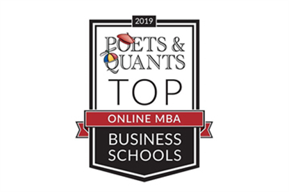 MBA@Nebraska Enters <em>Poets &amp; Quants</em> Top 10 Rankings