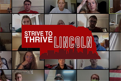 Strive to Thrive Student Blog - Fall 2020