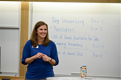Trucke Elevates Teaching Through Strengths Training