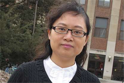 Dr. Lin Receives Early Career Scholarly Achievement Award