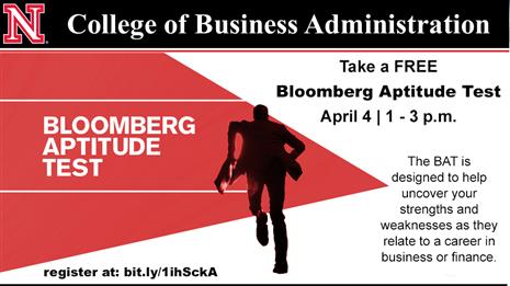 Bloomberg Aptitude Test | News | Business | Nebraska