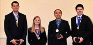 Supply Chain Students Place First at APICS Case Competition