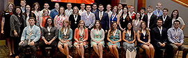 Graduation Activities Highlight Collegiate Accomplishments