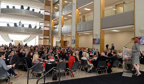 Nebraska Business Honors Outstanding Business Leaders