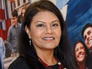 Christine Martinez-Pfiffner, '87 and '90