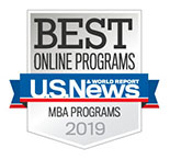 Best online programs U.S. News World Report MBA Program 2017