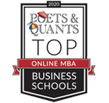 Poets & Quants Top Online MBA Business School